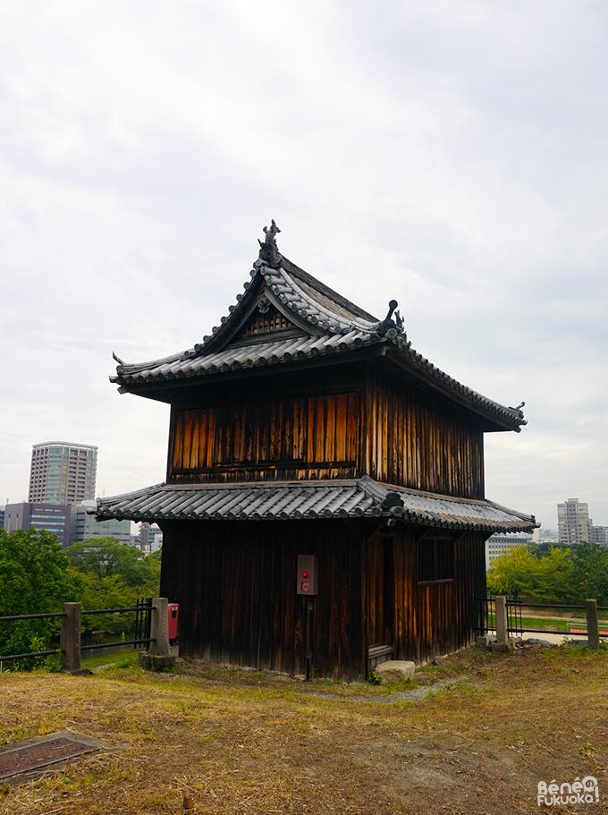 Château de Fukuoka -  Fukuoka Walks