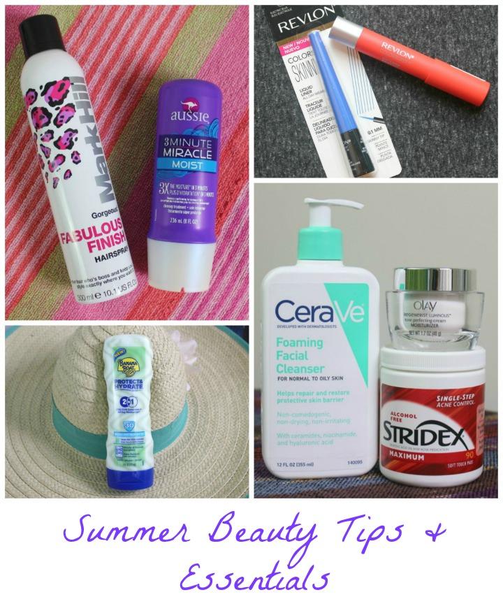 #WalgreensBeauty #CollectiveBias Summer Beauty Essentials at Walgreens