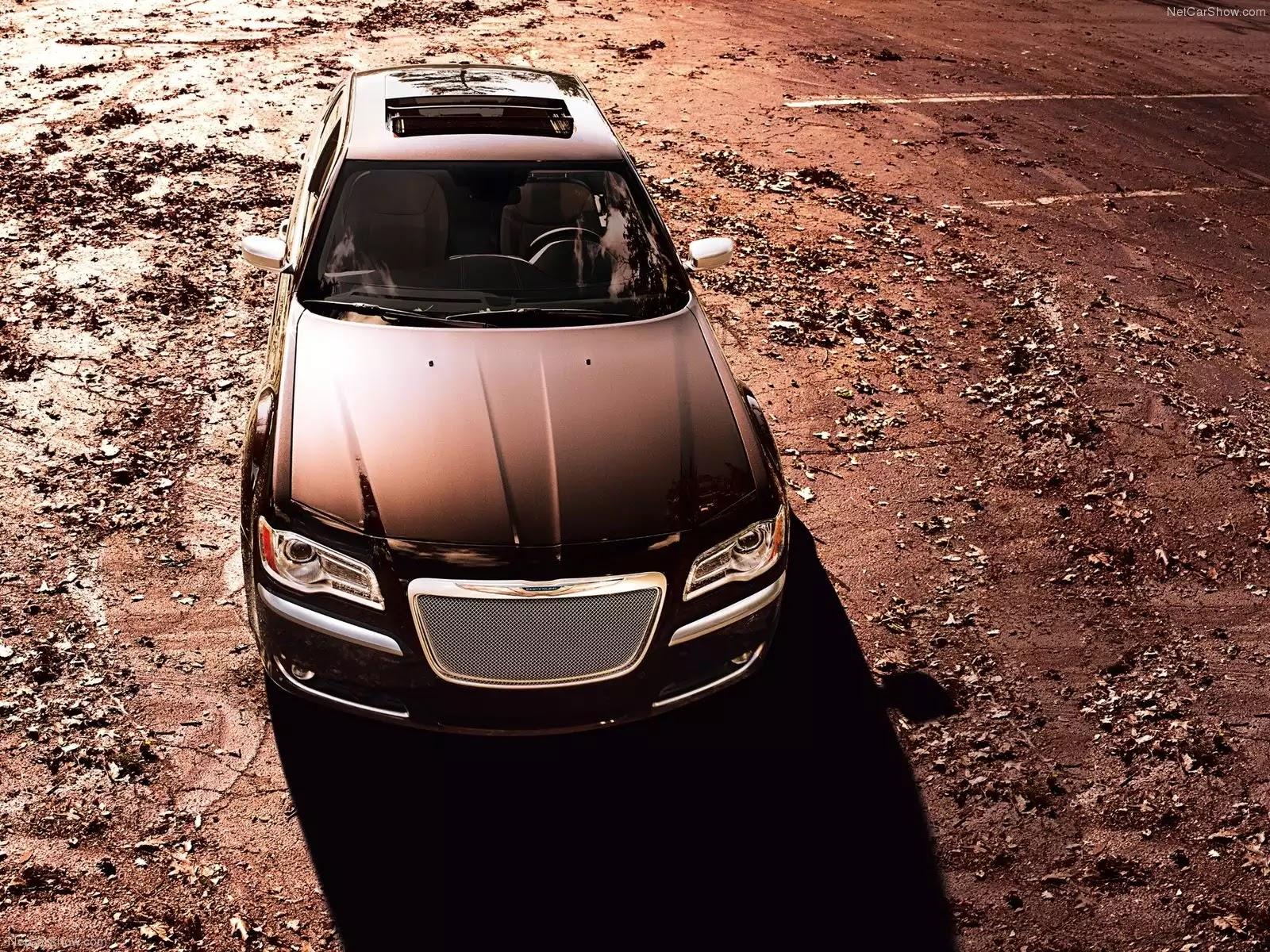Hình ảnh xe ô tô Chrysler 300 Luxury Series 2012 & nội ngoại thất