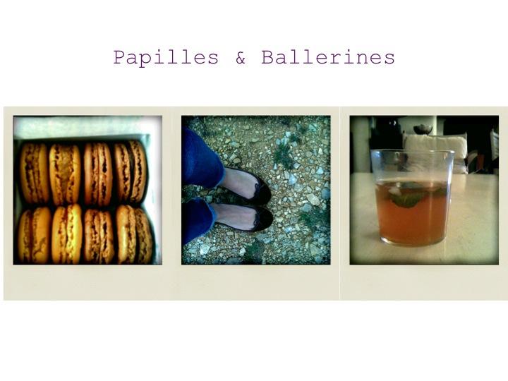 Papilles et Ballerines