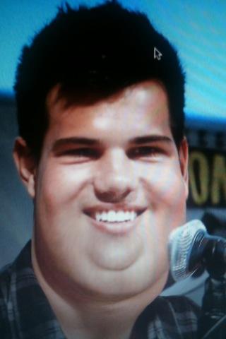 Taylor Lautner Fat - Hot Girls Wallpaper Taylor Lautner Fat
