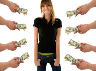 Ritual atraer el dinero