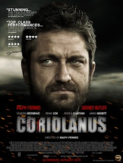 Đại Tá Trả Thù - Coriolanus (2011) Poster