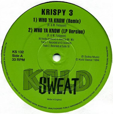 Krispy 3 – Who Ya Know? (VLS) (1994) (256 kbps)