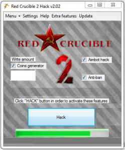 Red Crucible 2 Cheats Hack Tool.