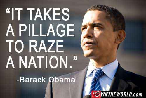 Obama re election decline of America