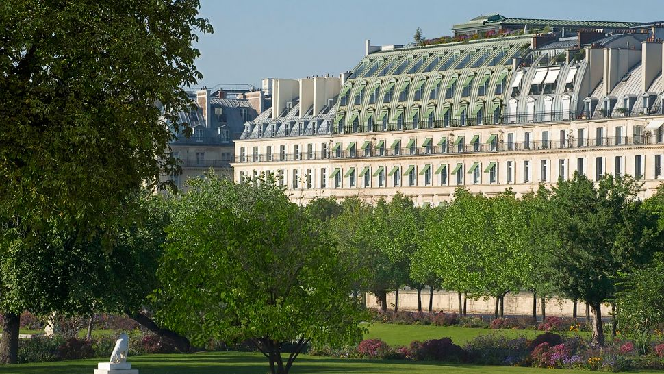Passion For Luxury Le Meurice Paris