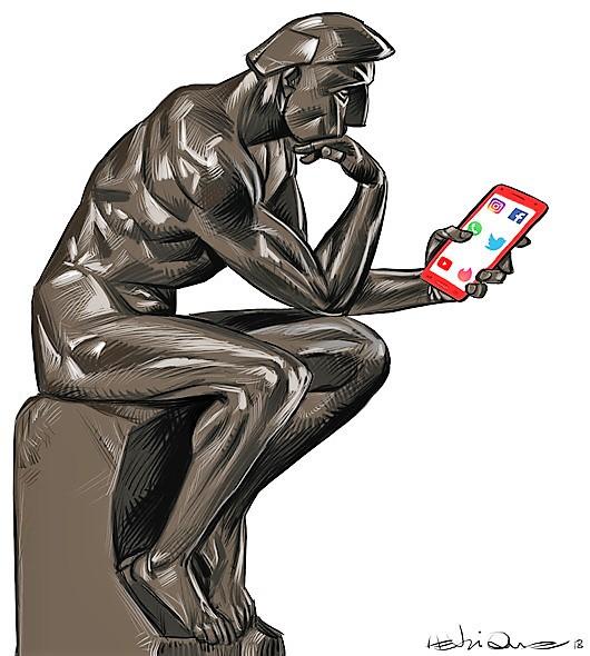 Pensador moderno