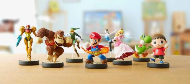 Nintendo vende millones de Amiibo y publica una lista con los más populares
