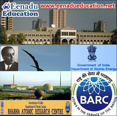 Bhabha Atomic Research Centre : Posts