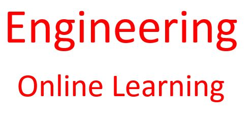 Engineering online learning