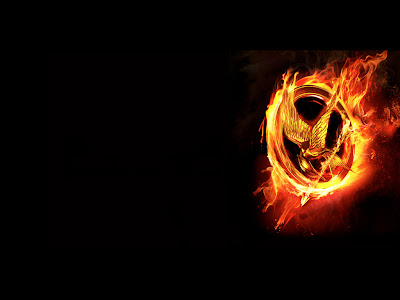 the hunger games powerpoint background