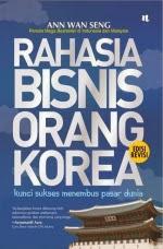 "Buku ""Rahasia Bisnis Orang Korea"""
