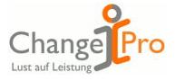 Logo ChangePro GmbH Münster
