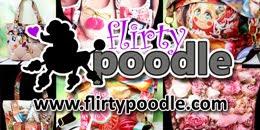 Flirty Poodle