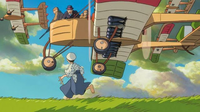 La película Kaze tachinu