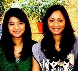 Chikita dan Isabella kedua Permata Hati Ikang dan Marissa, 2009