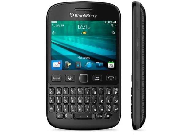 BlackBerry 9720 QWERTY smartphone launched in India for RS. 15,990