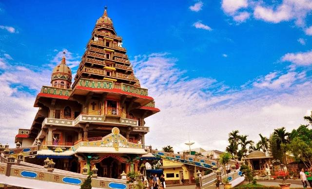 Objek Wisata Medan - Gereja Graha Annai Velangkanni