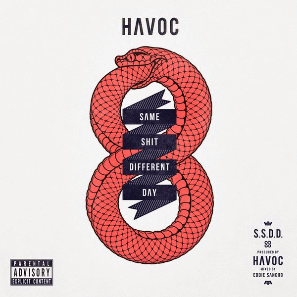 Havoc - Same Shit Different Day - Single Cover