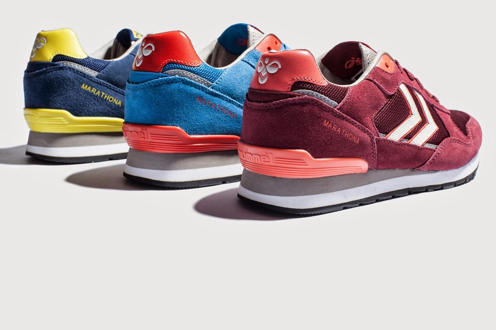 Hummel, Footwear, calzado, sports, sportwear, zapatillas, primavera verano, Spring 2014, sneakers,