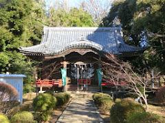 吾妻山:吾妻神社