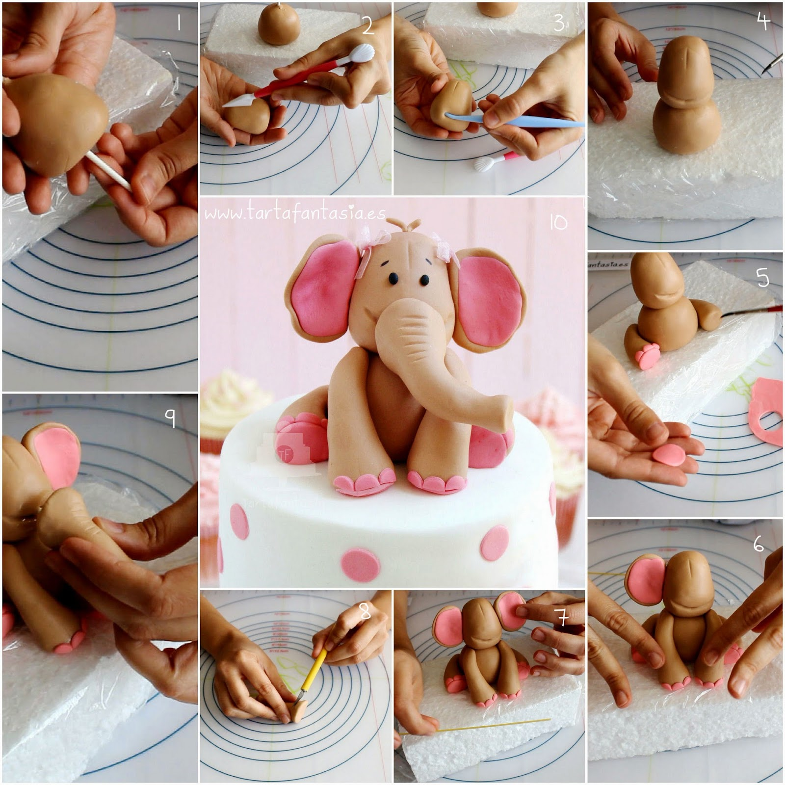 Рецепт: Как сделать мастику для торта в домашних условиях 99