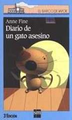 DIARIO DE UN GATO ASESINO--ANNE FINE