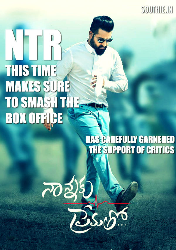 Nannaku Prematho to have 45 mins of high and intense emotions. NTR ready to break all box office records, NTR, Nannaku Prematho, Nannaku Prematho, Sytlish NTR, NTR latest news and gossips, Latest news of Nannaku Prematho