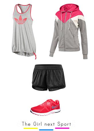 the girl next sport j 39 ai trouv ma salle de sport et la tenue qui va avec. Black Bedroom Furniture Sets. Home Design Ideas