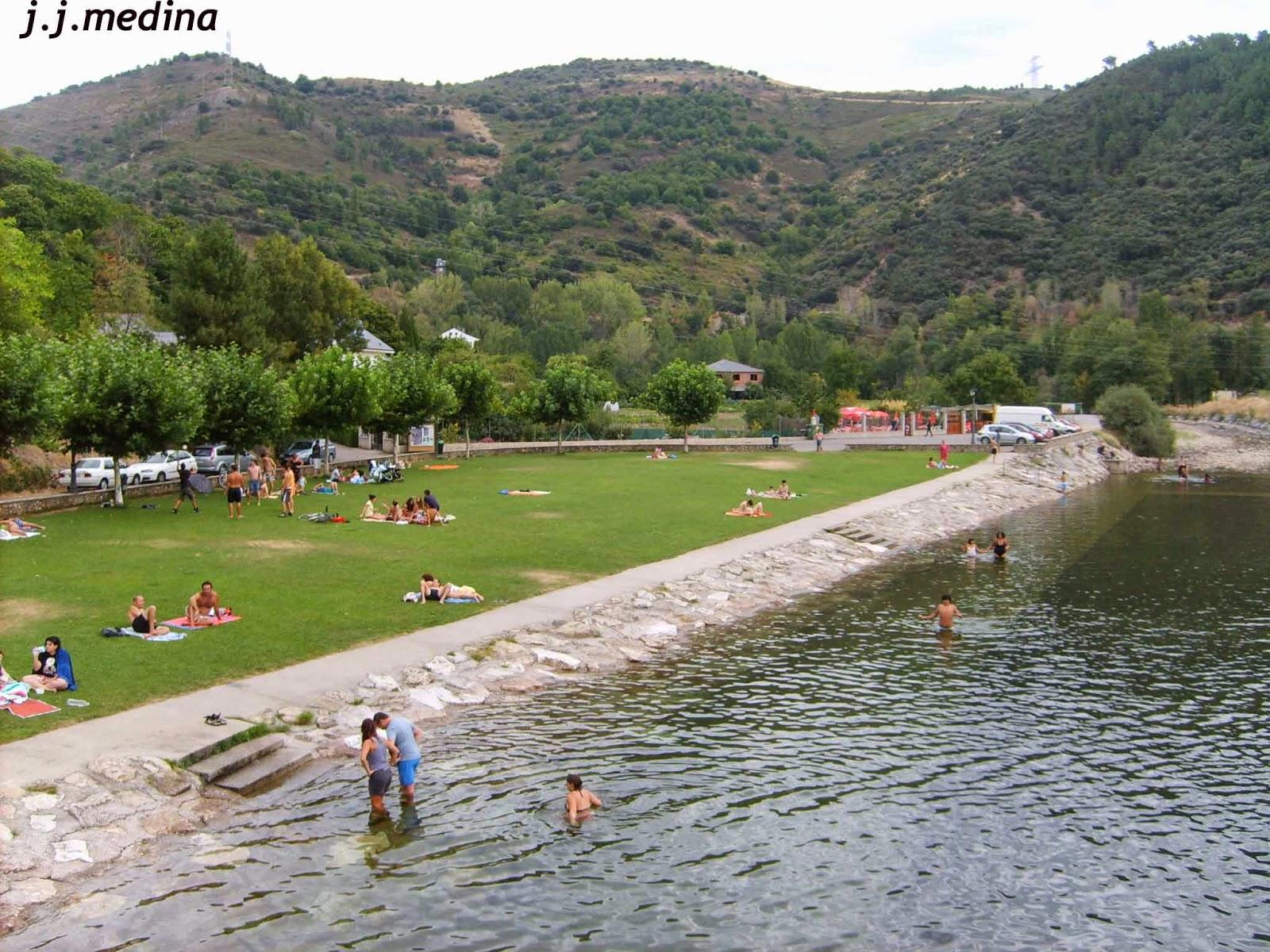 Blog4 septiembre 2014 for Piscinas fluviales leon