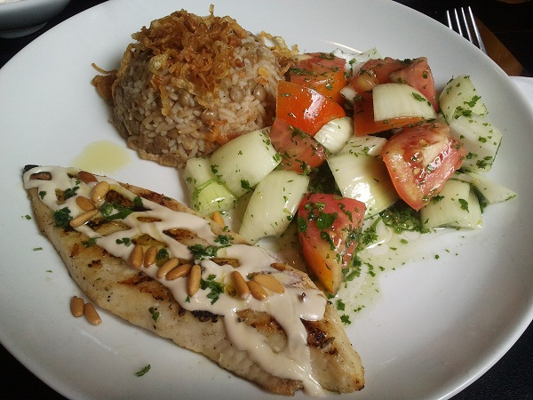 Saj Culinária Libanesa