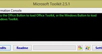microsoft toolkit.com 2.5.1