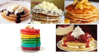 5 Resep Pancake & Cara Membuat Pancake Mudah, Cepat & Enak