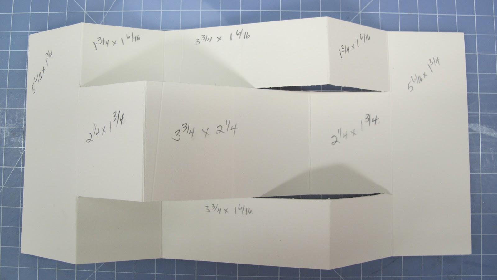 dar s crafty creations tri shutter tutorial