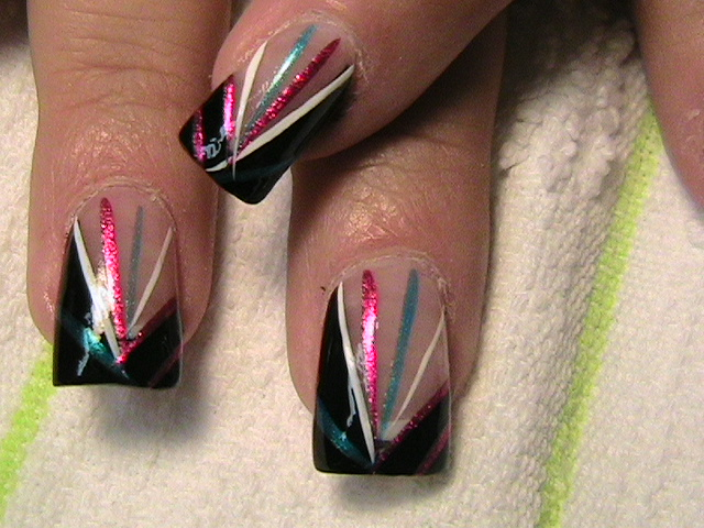 Cute Glitter Nail Designs 2015 Best Nails Design Ideas