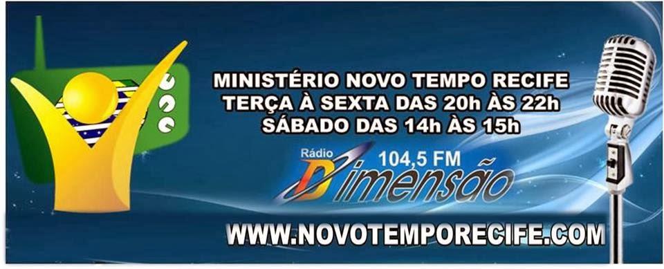 www.NovoTempoRecife.com