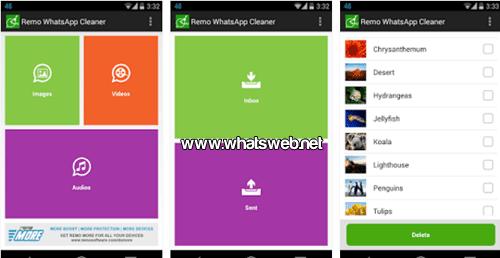 Limpia y agiliza tu app con Remo Cleaner for WhatApp