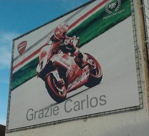 Grazie Carlos