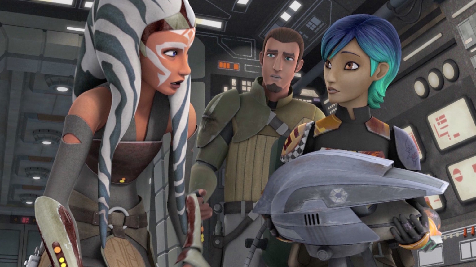 Star Wars Rebels premiere date revealed