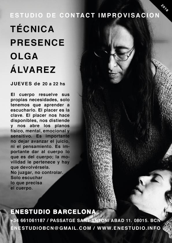 Olga Álvarez (NUEVA CLASE)