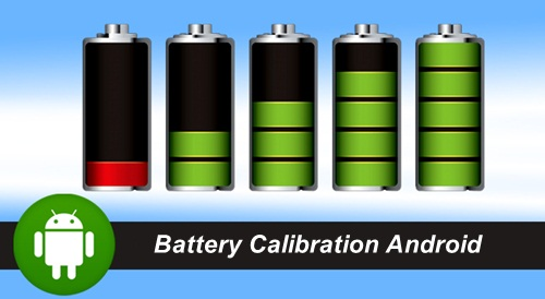 battery calibration android
