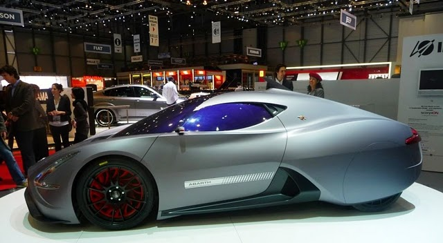 Abarth Scorpion IED Concept