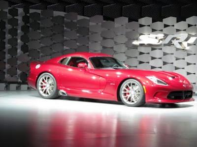 2013 SRT Viper Price