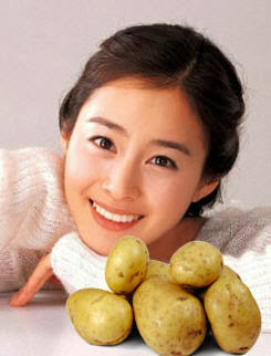 Manfaat kentang untuk perawatan kulit belang jadi lebih sehat