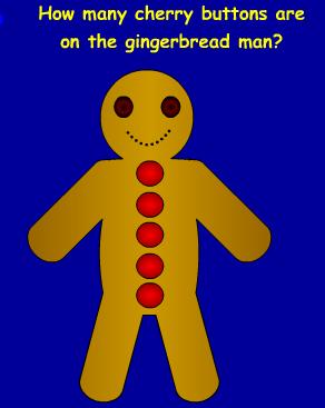 Gingerbread Man Math: Online Activities