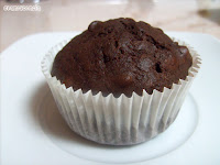muffins fuera del molde