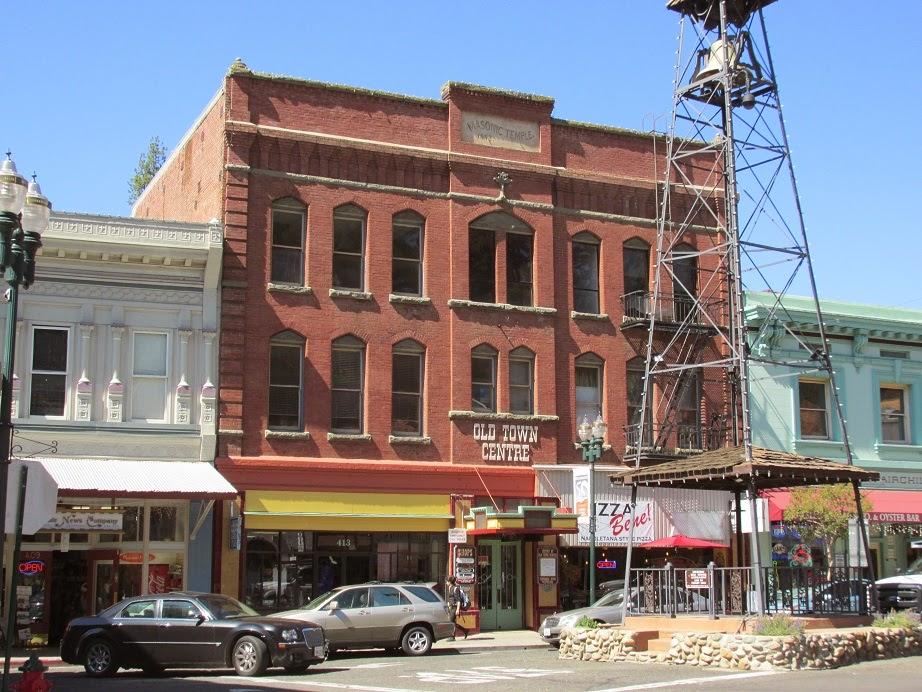 placerville historic buildings
