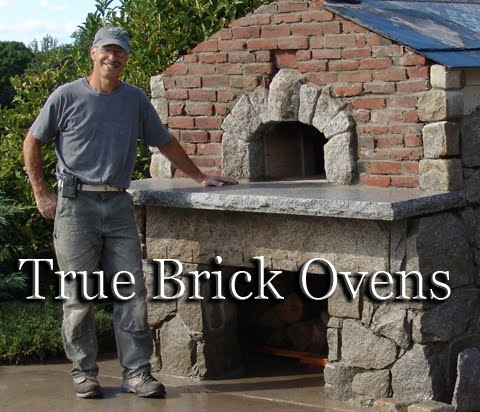 Breadhunter's Blog: Masons Who Build Wood-Fired Bread Oven
