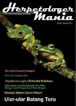 Majalah Herpetologer Mania Vol 03